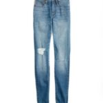 madewell-highrise-distressed-jeans