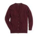 clothes-jcrew-marroon-cardigan