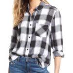 clothes-nordstrom-bp.-black-white-plaid-shirt