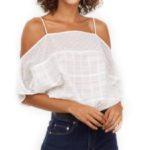 hm-cold-shoulder-blouse
