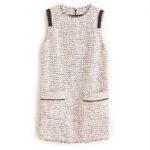 mango-tweed-dress