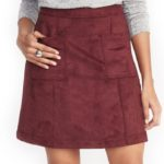 old-navy-faux-suede-skirt