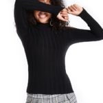 river-island-black-ribbed-sweater