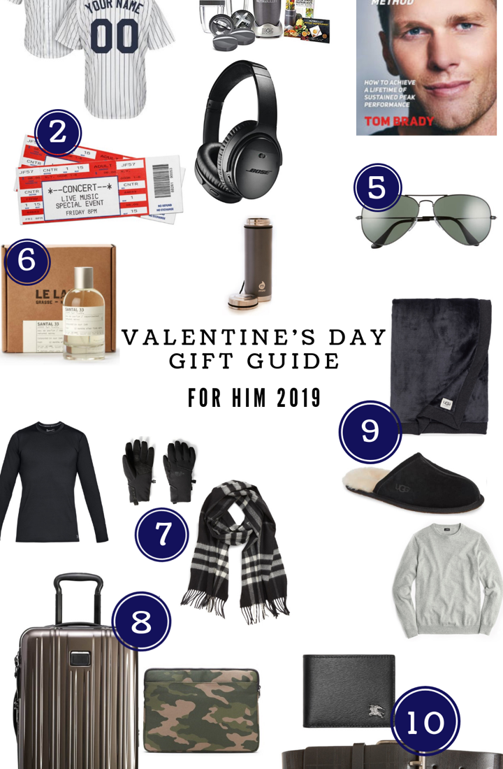 Valentine's Day Gift Guide For Him 2019