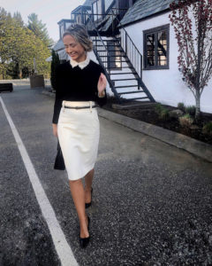 reiss-black-and-white-outfit