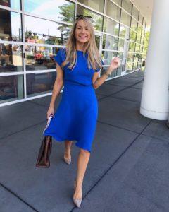 reiss-blue-dress