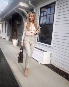 Reiss-gray-pants