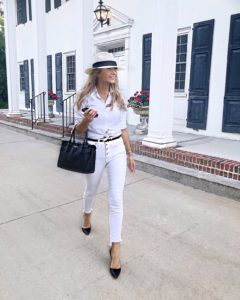 all-white-summer-outfit