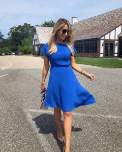 reiss-cobalt-dress