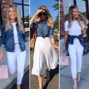 white-and-chambray-outfits