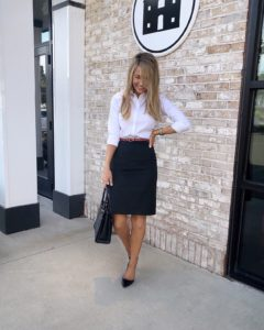reiss-black-pencil-skirt-outfit