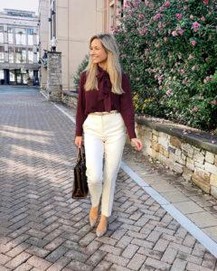 ann-taylor-burgundy-blouse