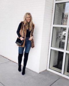 faux-fur-vest-winter-outfit