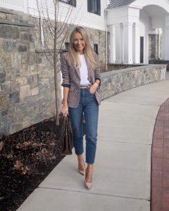 jcrew-plaid-blazer-outfit