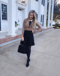 preppy-work-outfit