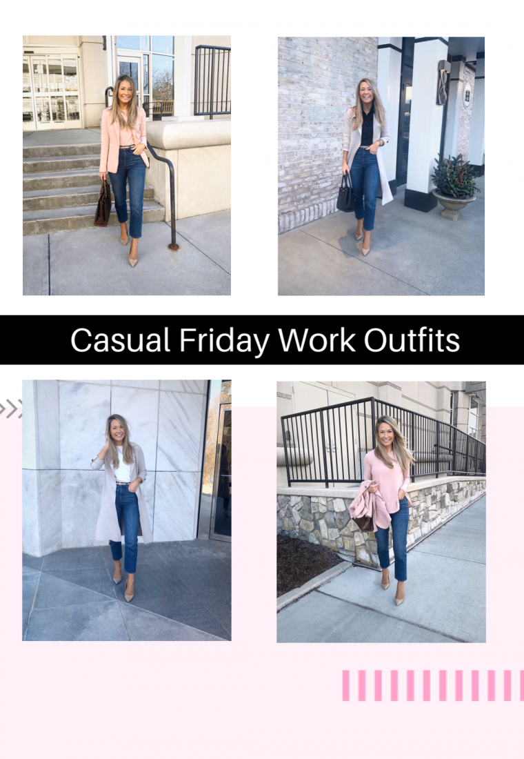 Casual Friday Work Outfits