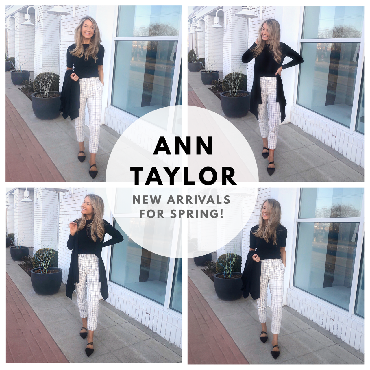 Ann Taylor New Arrivals For Spring!