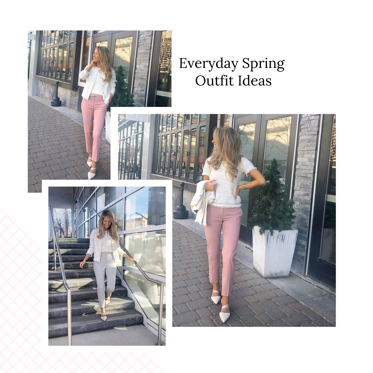 Everyday Spring Outfit Ideas