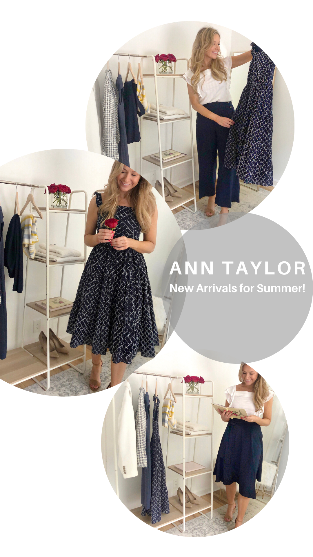 Ann Taylor New Arrivals for Summer!