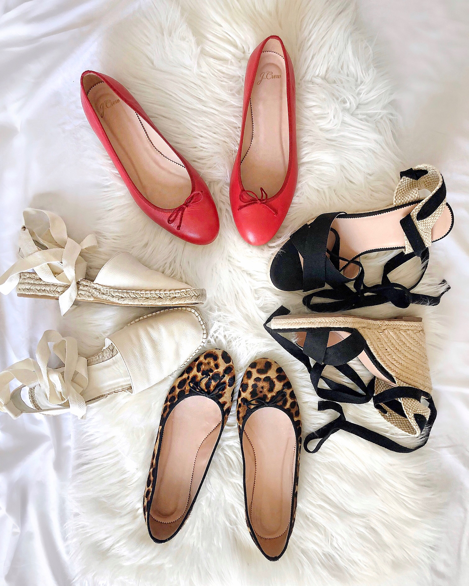 Favorite Summer Shoes Roundup!