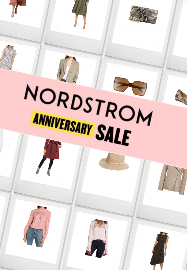 Nordstrom Anniversary Sale Wishlist