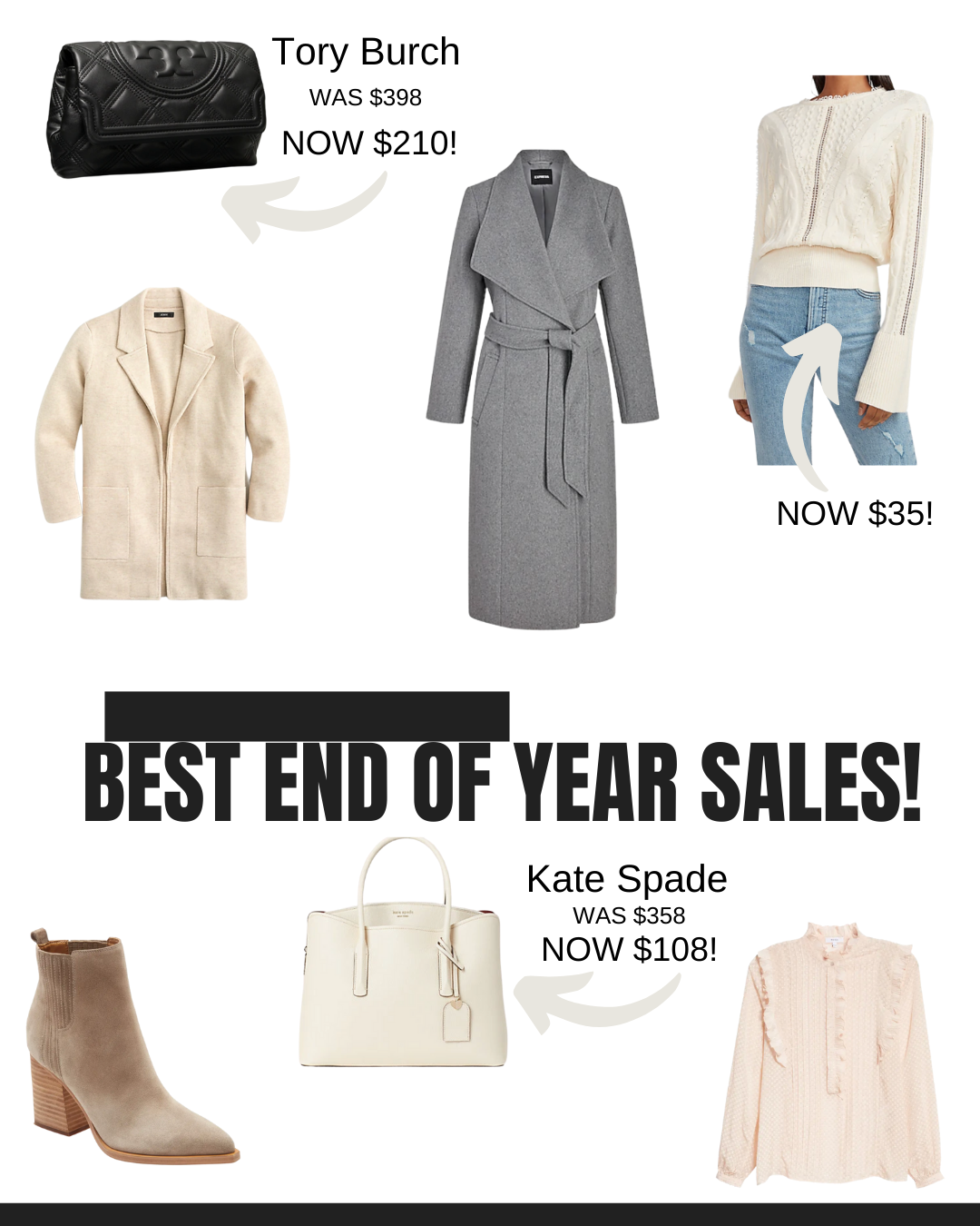 Best End of Year Sales!