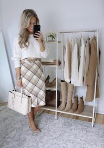 Ann Taylor spring work wear
