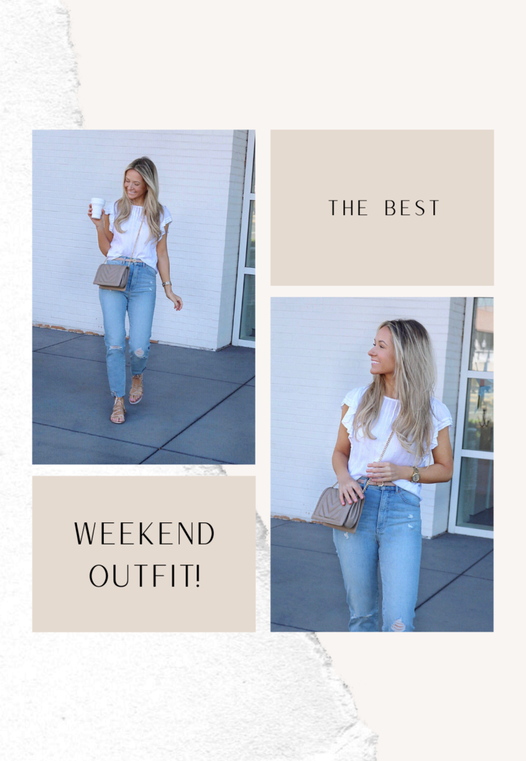 The Best Weekend Outfit!